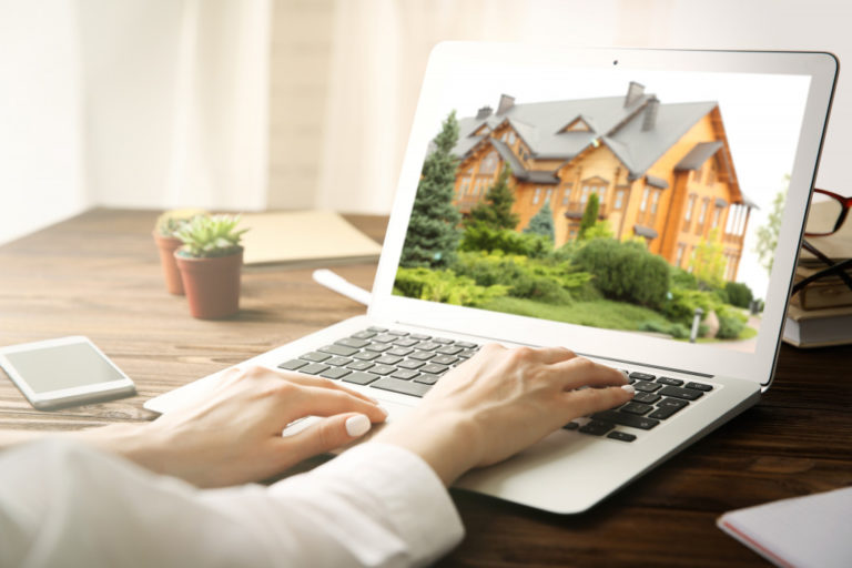 selling property online