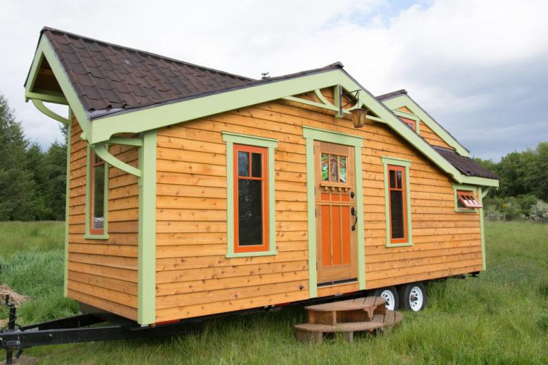tiny home concept